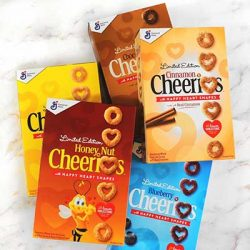 Free Honey Nut Cheerios after Rebate