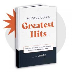 Free Hustle Con's Greatest Hits Book for Referring