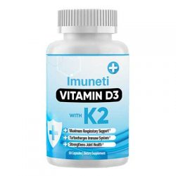 Free Imuneti Vitamin D3 with K2, Just Pay Shipping