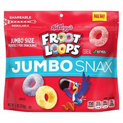 Free Kellogg's Jumbo Snax and More from Freeosk