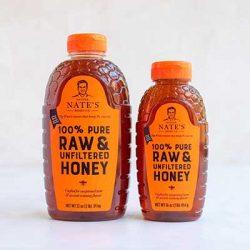Free Nature Nate's Honey Minis, Swag for Ambassadors