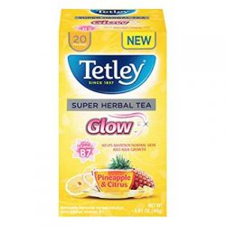 Free Tetley Herbal or Good Earth Tea from BzzAgent