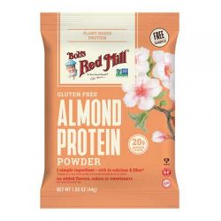 Free Almond Protein Powder from Social Nature