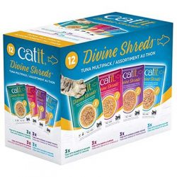 Free Divine Shreds Multipack from Catit