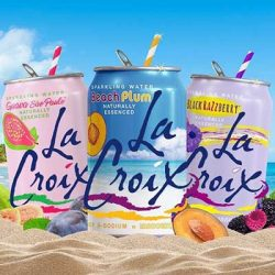 Free La Croix Sparkling Water for Winners