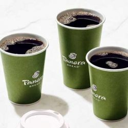 Free Panera Flatbread and 3 Months of Coffee