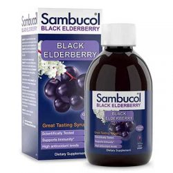 Free Black Elderberry Syrup Coupon for Winners
