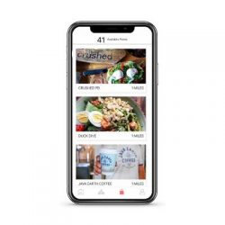 Free Appetizers or Drinks with Vizer App