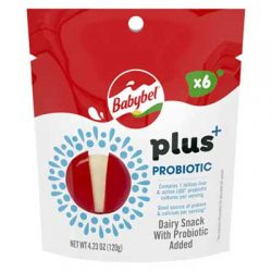 Free Babybel Plus+ Probiotic from The Insiders