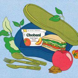 Free Chobani Reusable Lunch Kit for Winners