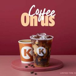 Free Medium Coffee at Circle K