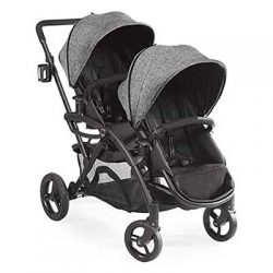Free Contours Tandem Stroller for Testers