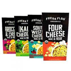 Free Freak Flag Organics Mac & Cheese from Social Nature