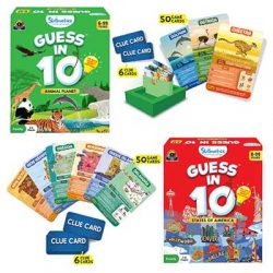 Free Guess in 10 Card Game from Tryazon