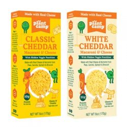 Free Plant Camp Mac & Cheese from Social Nature