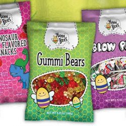 Free YumBees Candy