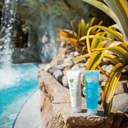 Free Aloe Up Sunscreen Lotion Samples