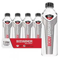 Free Bodyarmor SportWater and Towels for Winners