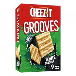 Free Cheez-It Grooves via Voice Assistant