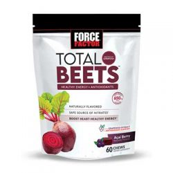 Free Force Factor Total Beets Chews from BzzAgent