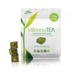 Free Millennia Tea Frozen Tea Cubes from Social Nature