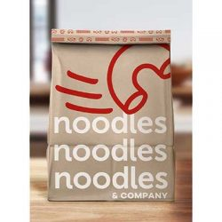 Free Meal at Noodles & Co
