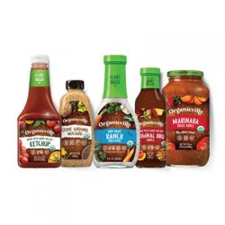 Free Organicville Sauce from Social Nature