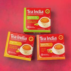 Free Tea India Instant Chai Latte for Winners