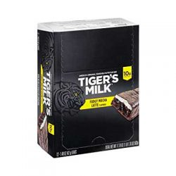 Free Tiger's Milk Bars, Just Pay Shipping