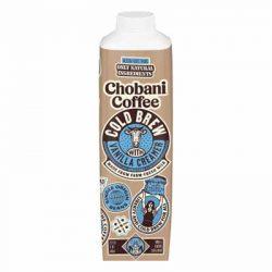Free Chobani Coffee with Rebate