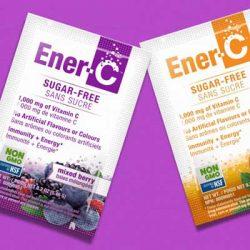 Free Ener-C No-Sugar Mixed Berry