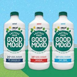 Free Good Moo'd No-Lactose Milk for Reviewers