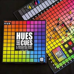 Free Hues and Cues Games from Tryazon