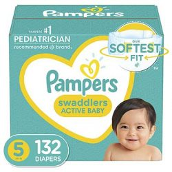 Free Pampers Diapers with Rebate for Canada
