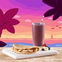 Free 1-Year Supply of Smoothie for Winners
