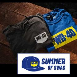 Free WD-40 Swag for Winners