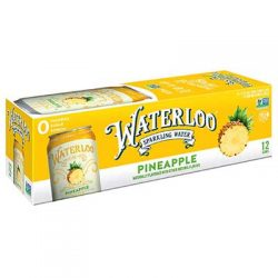 Free Waterloo Sparkling Water from BzzAgent