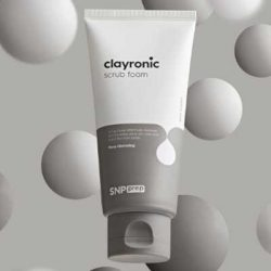 Free Clayronic Scrub Foam from 08liter