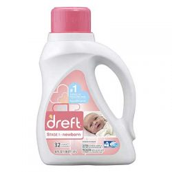 Free Dreft Baby Detergent and More from Freeosk