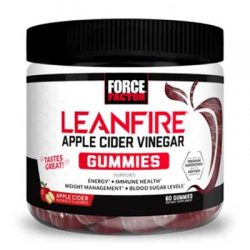 Free Force Factor Leanfire Gummies from BzzAgent