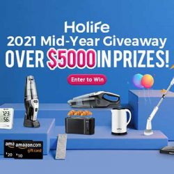 Free Holife Product for Referring