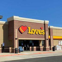 Free Hot Dog at Love's