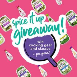 Free 6-Month Supply of Organic Girl Salads for Winners