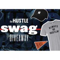 Free Hustle Swag for Winners