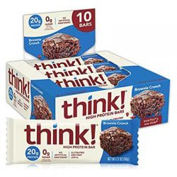Free Think Protein Bar from Sampler
