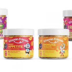 Free Vitamin Friends Gummies from Tryazon