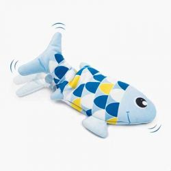 Free Catit Groovy Fish for Reviewers