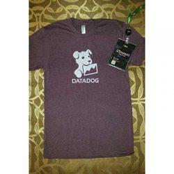 Free Datadog T-Shirt for Businesses