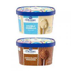 Free Kroger Deluxe Ice Cream at Kroger