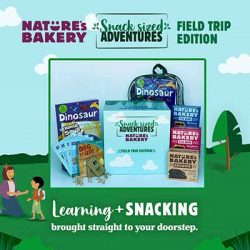 Free Nature's Bakery Activity Essentials Kit for Winners